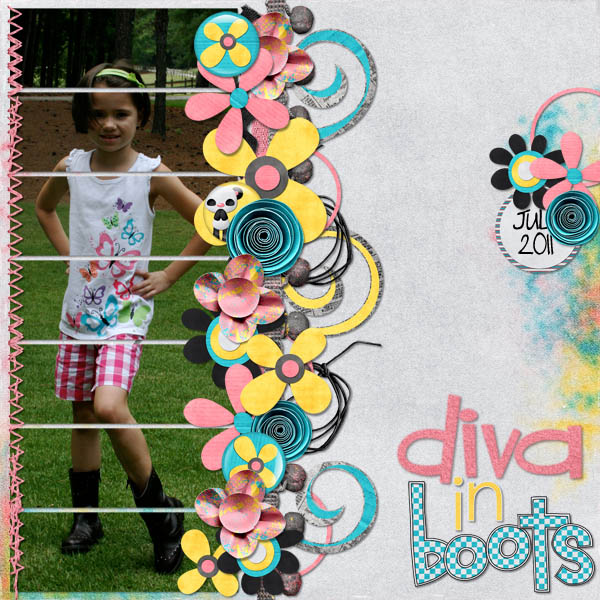 Diva in Boots
