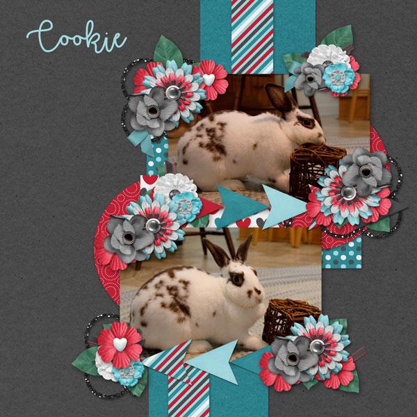 Nov Scraplift - Cookie