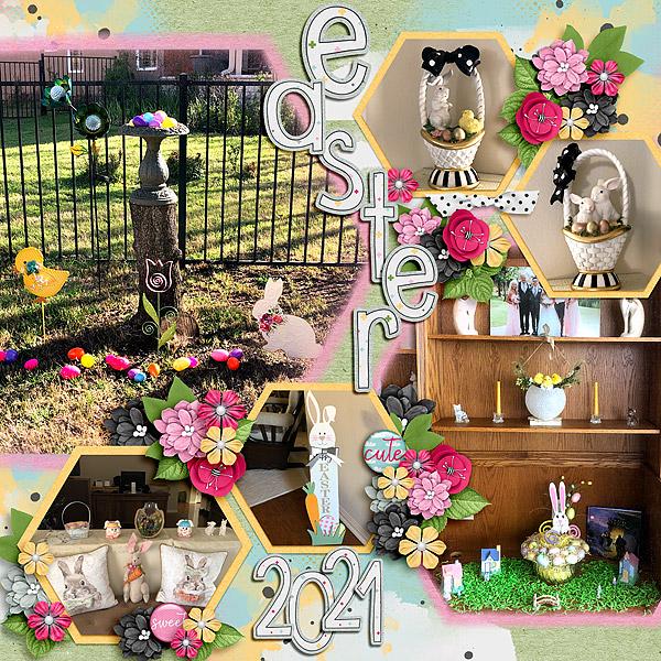 Easter Decor 2021