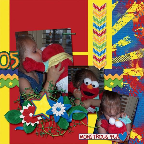 Elmo Love