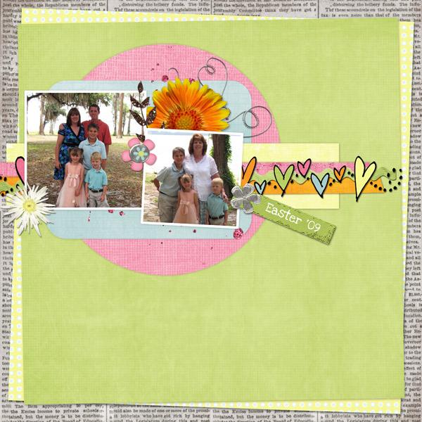 Family Easter '09