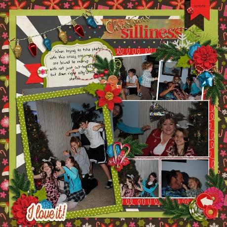 Christmas Silliness