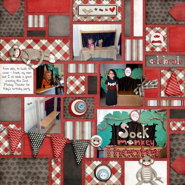 Sock Monkey Theater