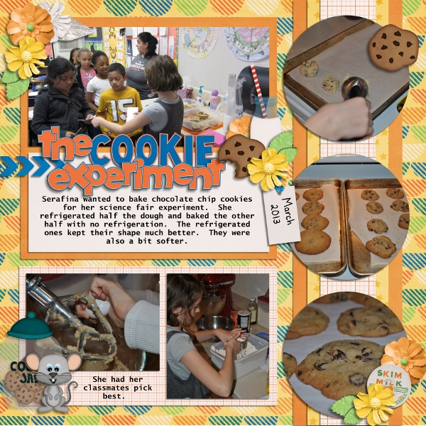The Cookie Experiment