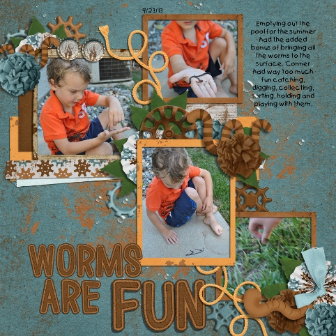 Worms Are Fun