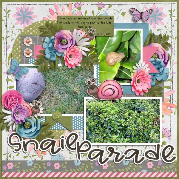 Snail Parade
