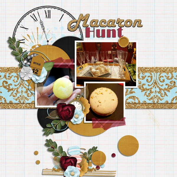 Macaron Hunt