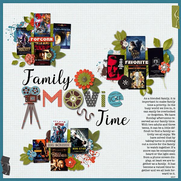 Family Movie Time