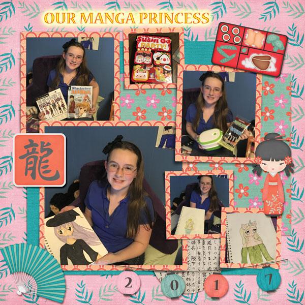 Manga Princess