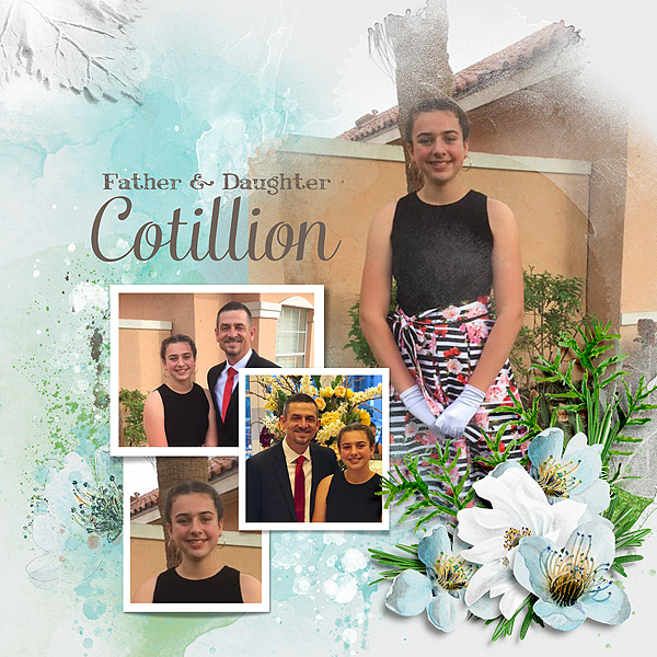 Father Daughter Cotillion