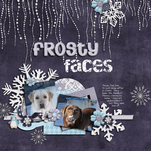Frosty Faces