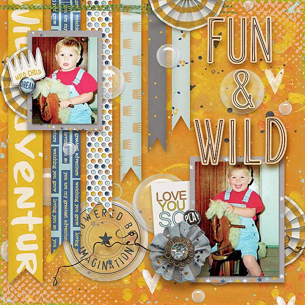 Fun and Wild