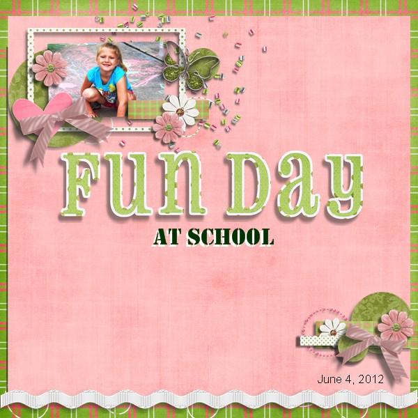 Fun Day At School