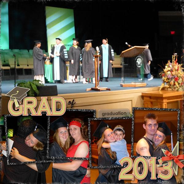 Graduation Finally