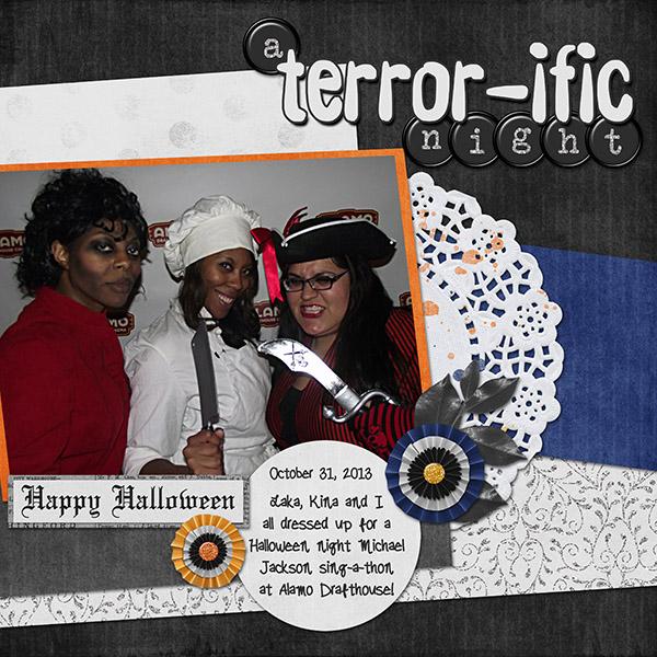 a terror-ific night
