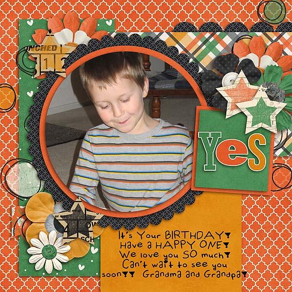 Happy Birthday Jacob!