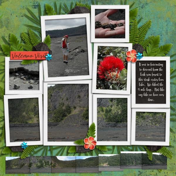 Kilauea Iki Caldera hike