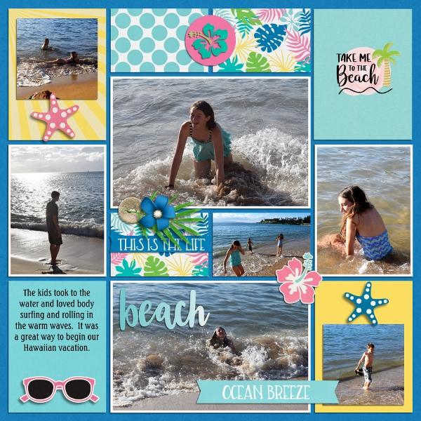 Napilii Beach