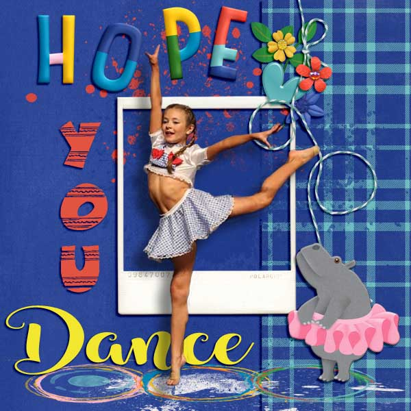 Hope You Dance
