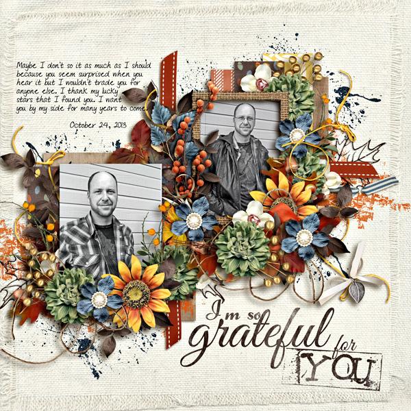 I'm So Grateful for You