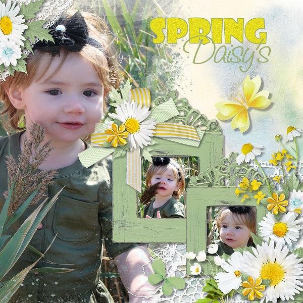 Daisy by Ilonka's Designs