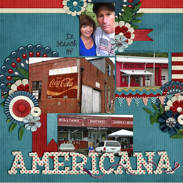 in search of Americana