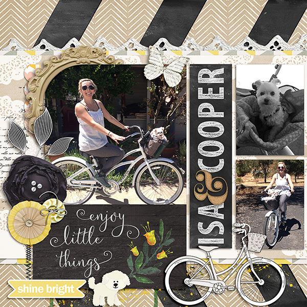 Isa & Cooper {left side}
