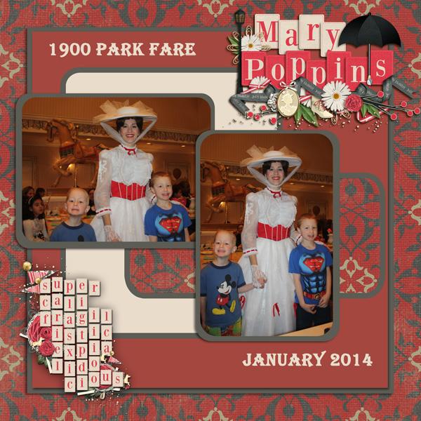 2014 Mary Poppins
