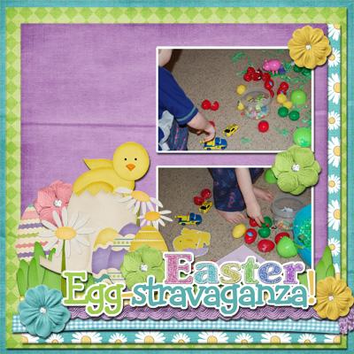 Easter Egg-Stravaganza!
