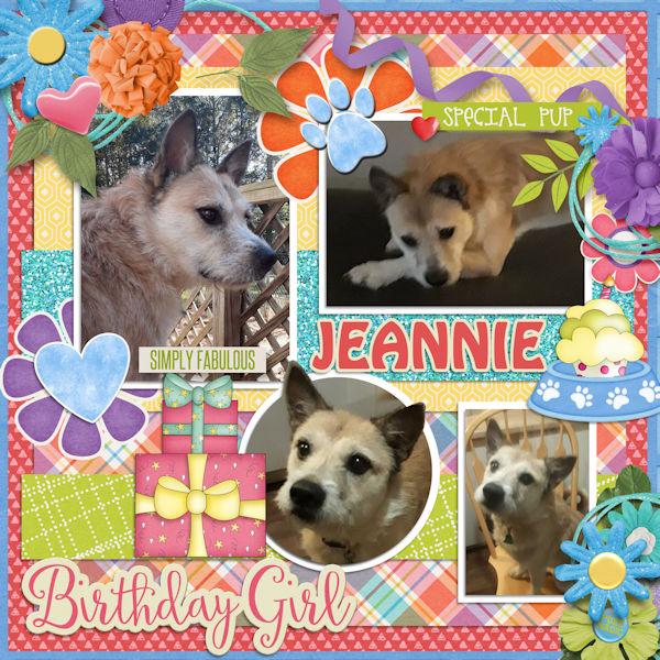 Happy Birthday Jeannie