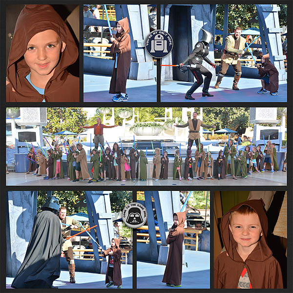 Jedi Trainees
