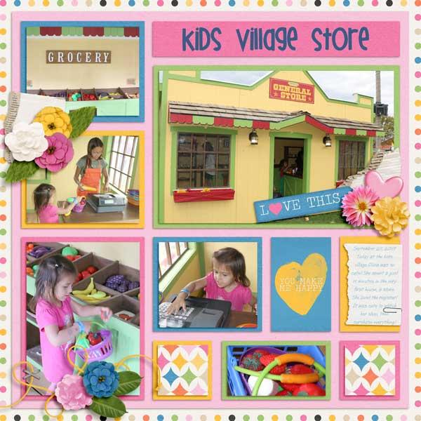 Kids Village Store