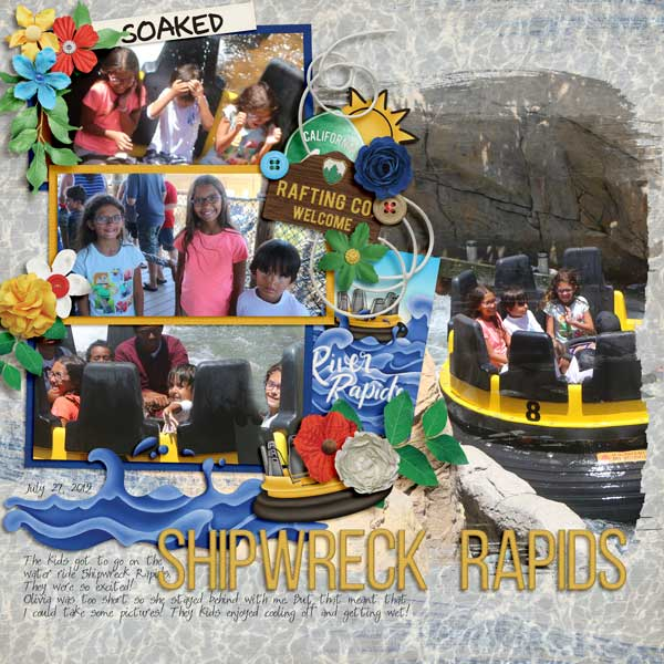 Shipwreck Rapids