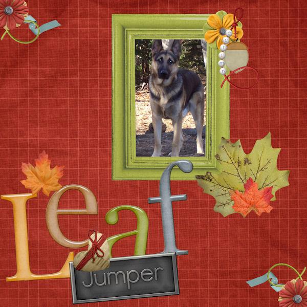 Leaf Jumper