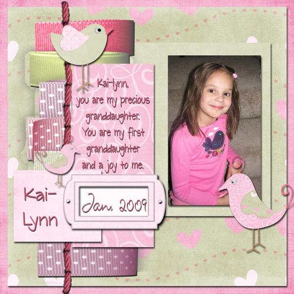 Kai-Lynn My Love