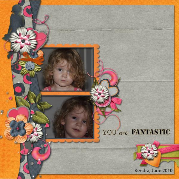 You are Fantastic