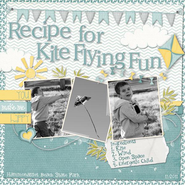 Recipe for Kite Flying Fun