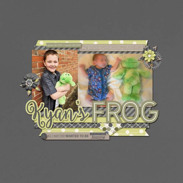 Kyan's Frog