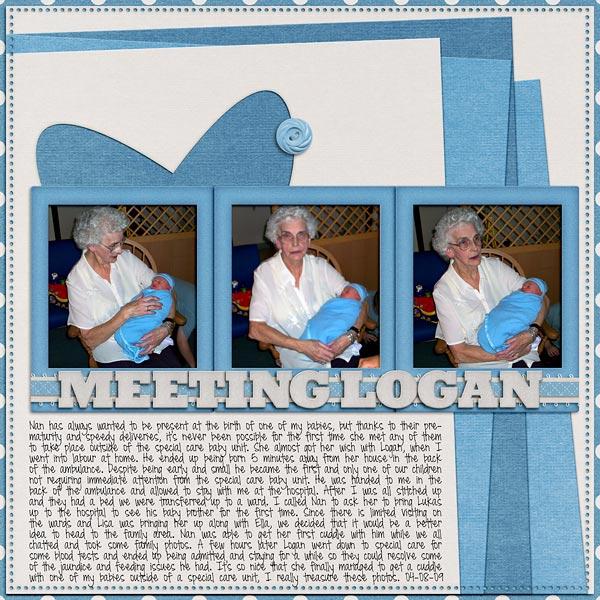 Meeting Logan