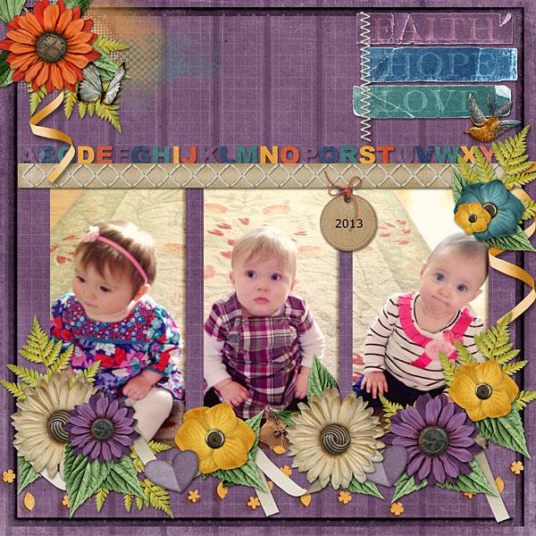 Baby Girl Friends