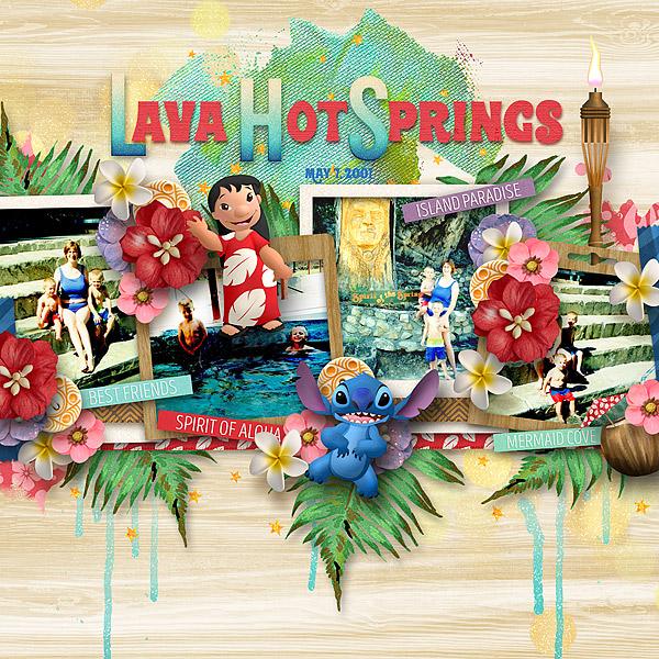 Lava Hot Springs
