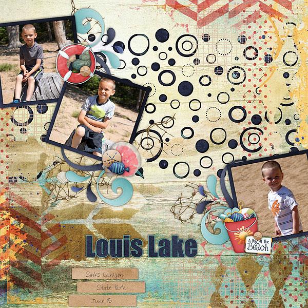Louis Lake