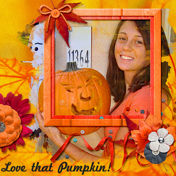 Love that Pumpkin!!
