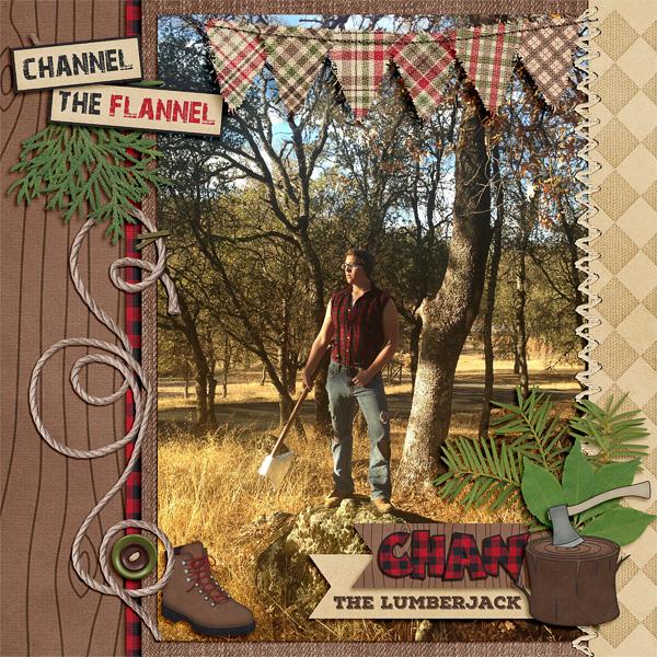 Lumberjack Chan 2015  {2 page layout- left side}