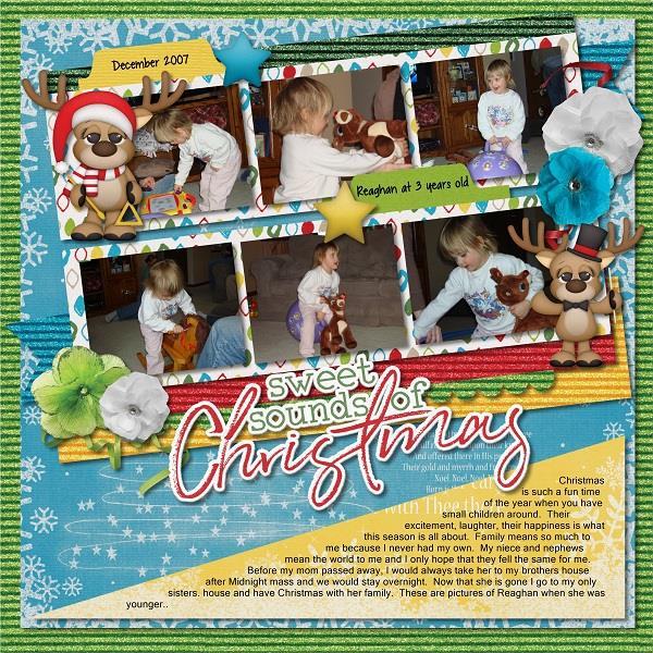 Sweet sounds of Christmas