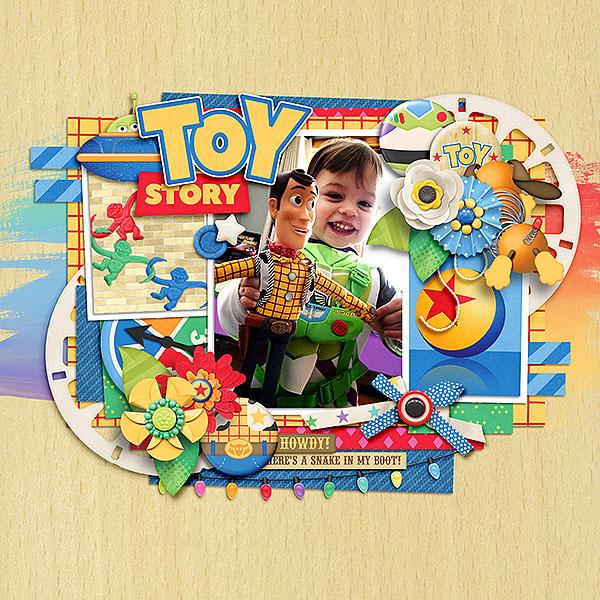 Toy Story Fan Club