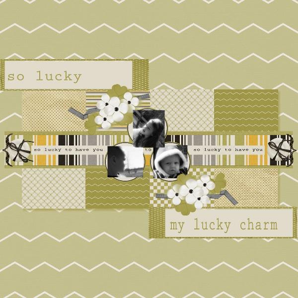 MarchMini - So Lucky