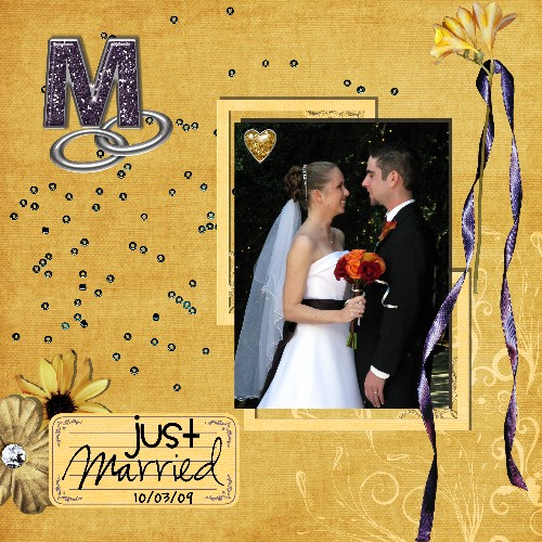 Married 10/03/09