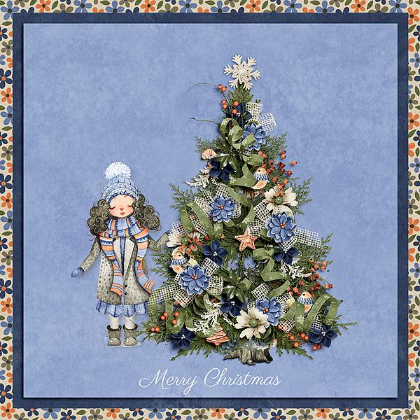 Merry Christmas JAS PopUp Challenge 1812