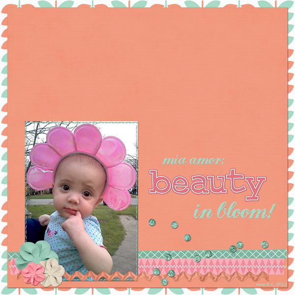 Beauty in bloom!